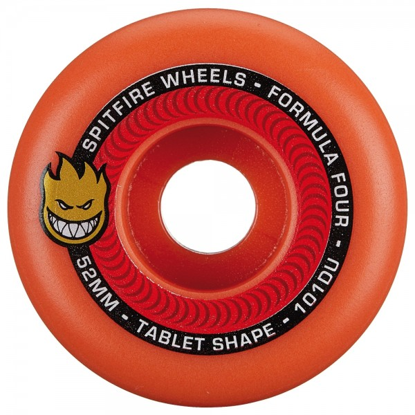 Roues Spitfire F4 Tablets Aurora Red 101D