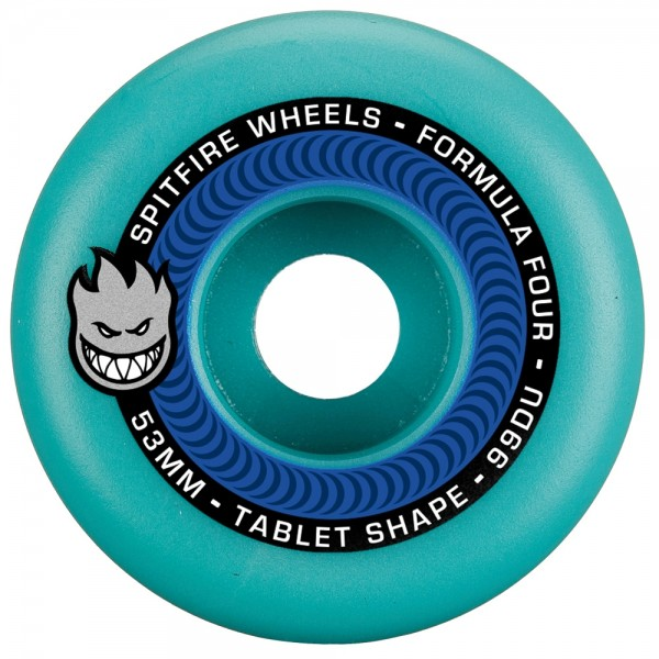 Roues Spitfire F4 Tablets Ice Blue 99D