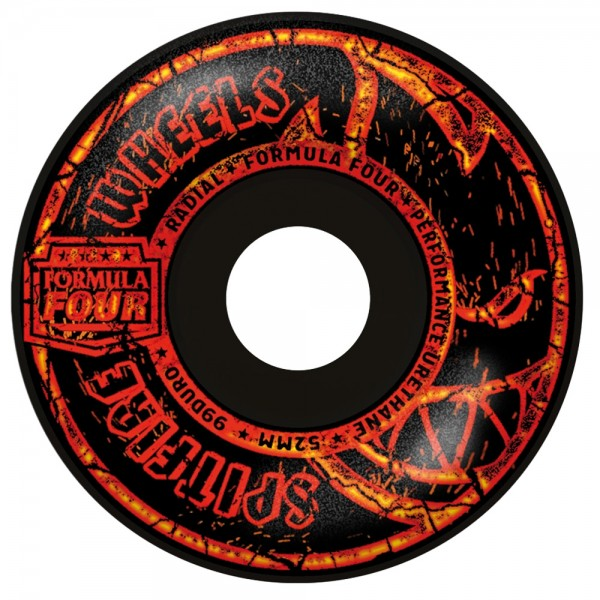 Roues Spitfire Formula Four 99 D Embers Radial Black