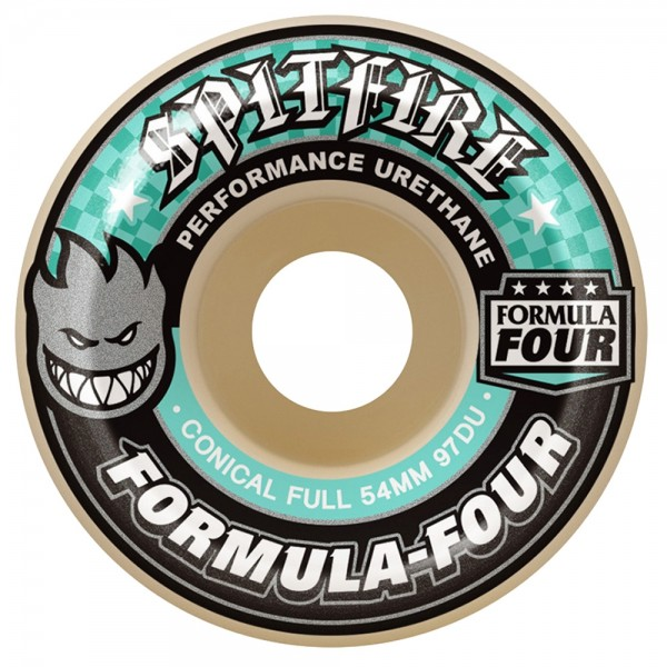 Roues Spitfire Formula Four Conical Full Natural 97 D