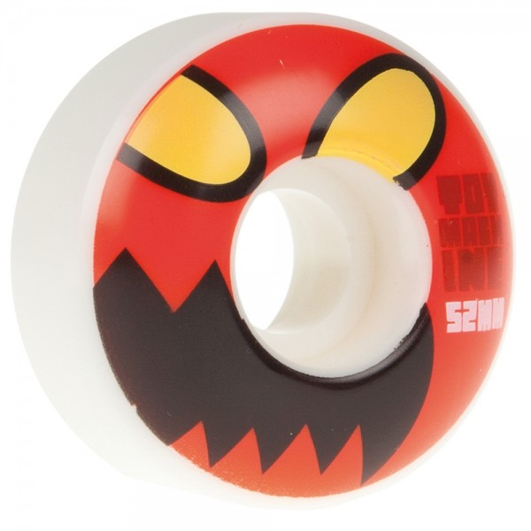Roues Toy Machine Monster Head
