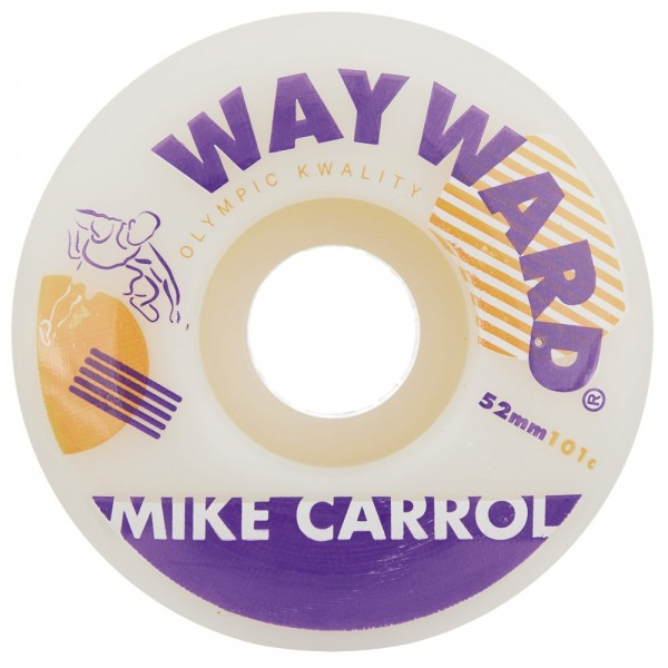 Roues Wayward Wheels Hurdle Mike Carroll RC
