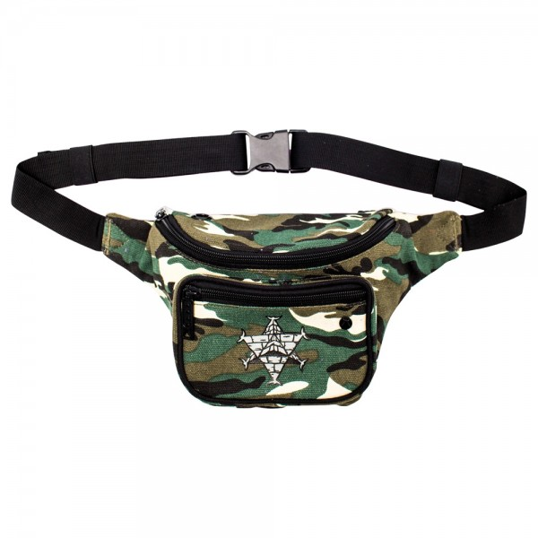 Sac Bum Bag Deluxe Collab Pyramid Camo