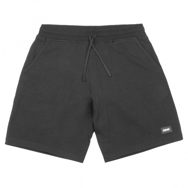 Short Dime French Terry Short Black