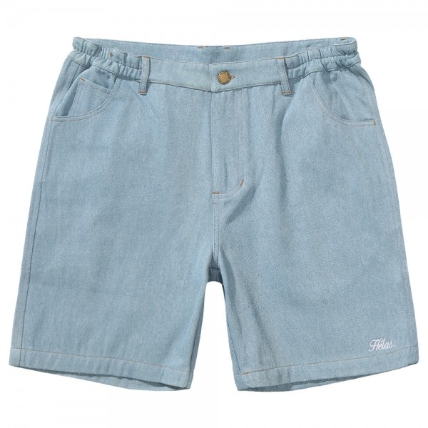 Short Helas Classic Denim Clear Blue