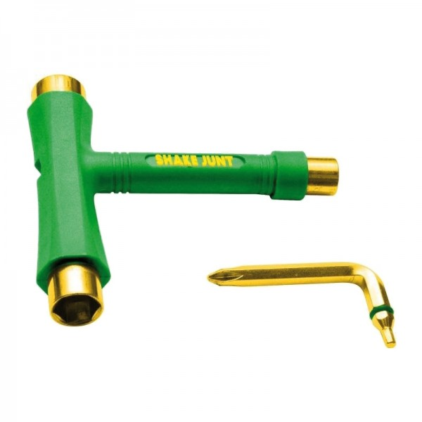 Skate Tool Shake Junt Green Yellow