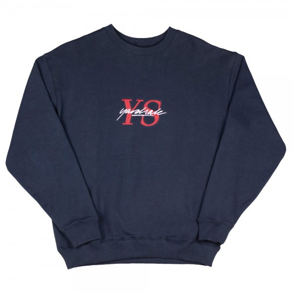 Sweat Crew Yardsale YS Script Navy