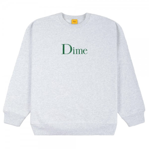 Sweat Dime Classic Embroidered Ash