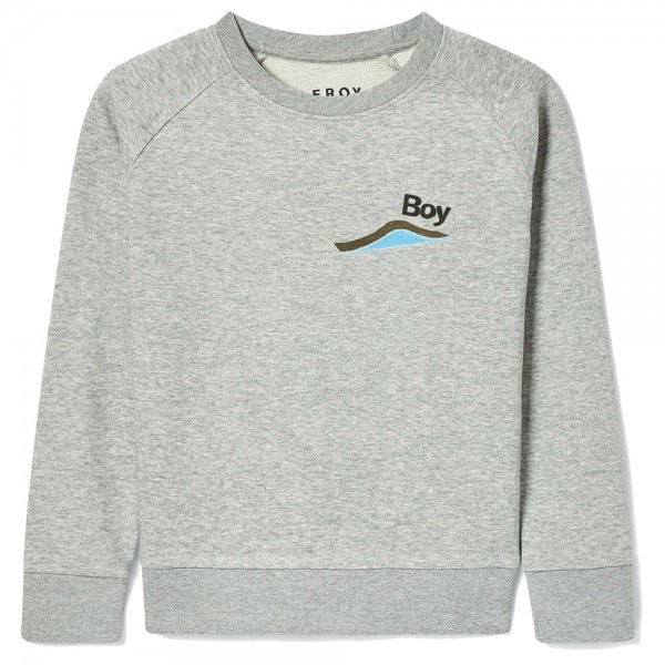 Sweat Leroy Kid Skateboy Grey