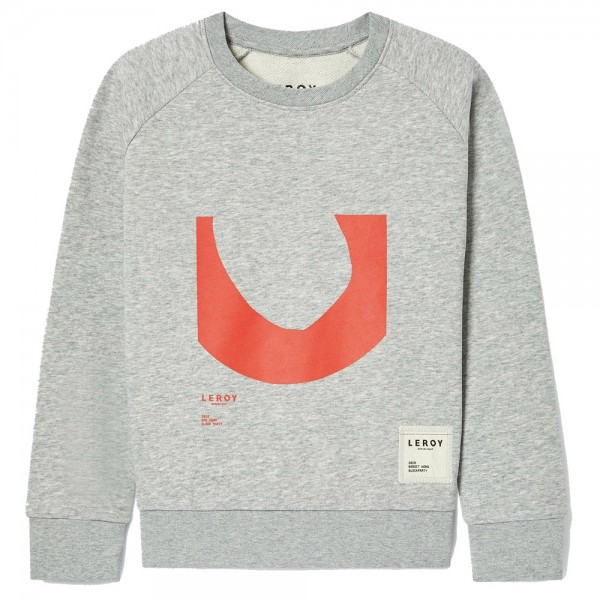 Sweat Leroy Republique Kid Ditch Red