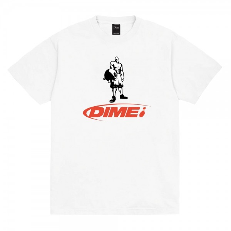 Tee Shirt Dime Knowing Tee Shirt White