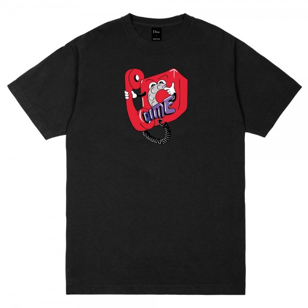 Tee Shirt Dime Pick Up Black