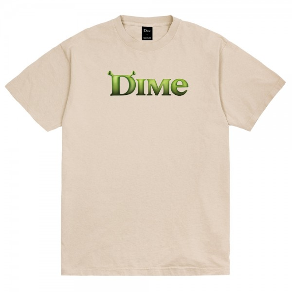 Tee Shirt Dime Somebody Beige