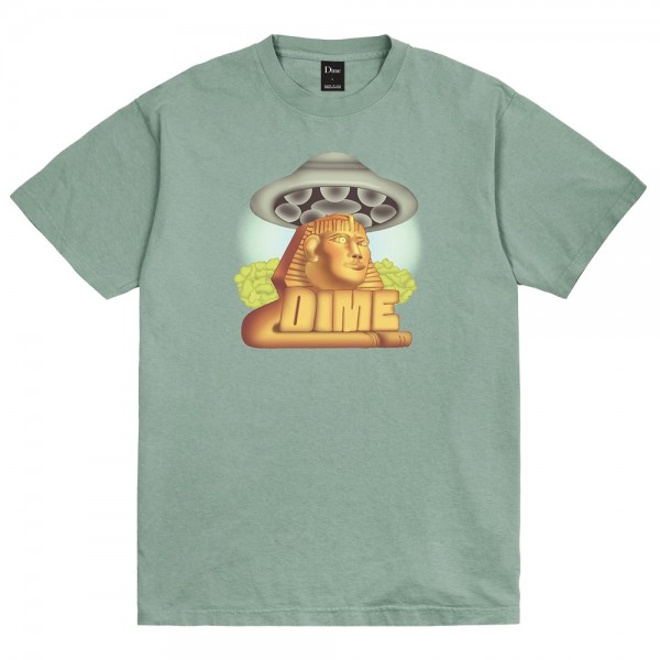 Tee Shirt Dime Sphynx Atlantic Green