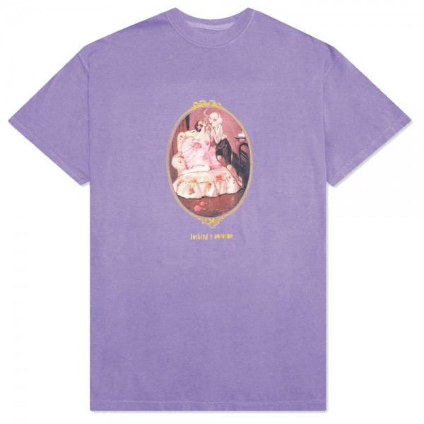 Tee Shirt Fucking Awesome Liaison Tee Orchid