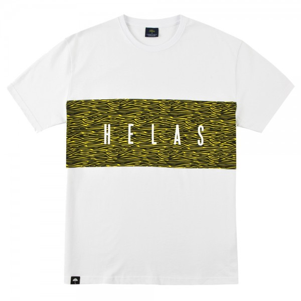 Tee Shirt Helas Jungle Tee White