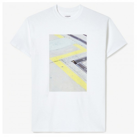 Tee Shirt Leroy Republique The Line