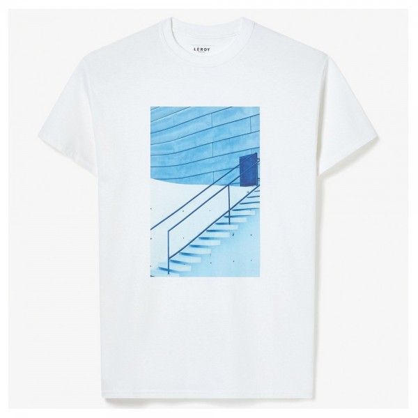 Tee Shirt Leroy Republique The Stairs