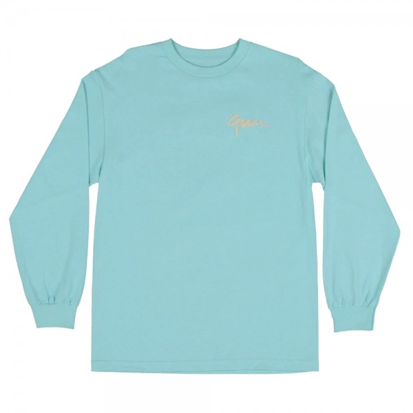 Tee Shirt Manches Longues Century Celadon