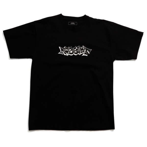 Tee Shirt Paccbet ( Rassvet ) PACC8T005 Black Heavy Weight