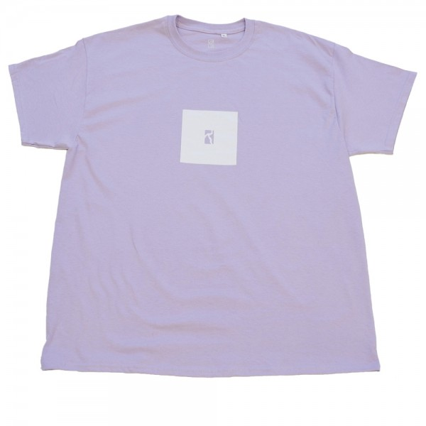 Tee Shirt Poetic Collective Box Purple