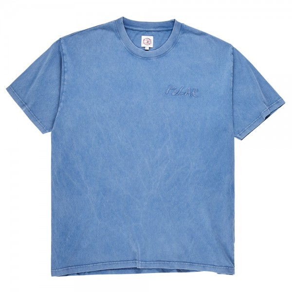 Tee Shirt Polar Elvira Logo Tee Blue