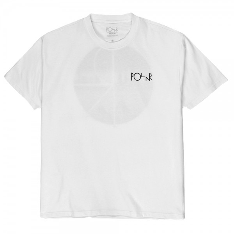 Tee Shirt Polar Happy Sad Fill Logo