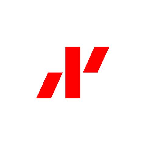 Tee Shirt Polar Stripe Pocket Dark Blue Lime
