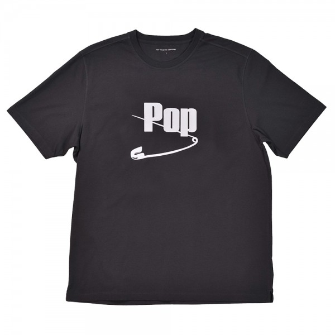 Tee Shirt Pop Trading Company Iggy Tee Shirt Anthracite