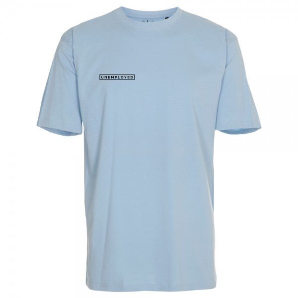 Tee Shirt Unemployed Dirty M!ckey Blue
