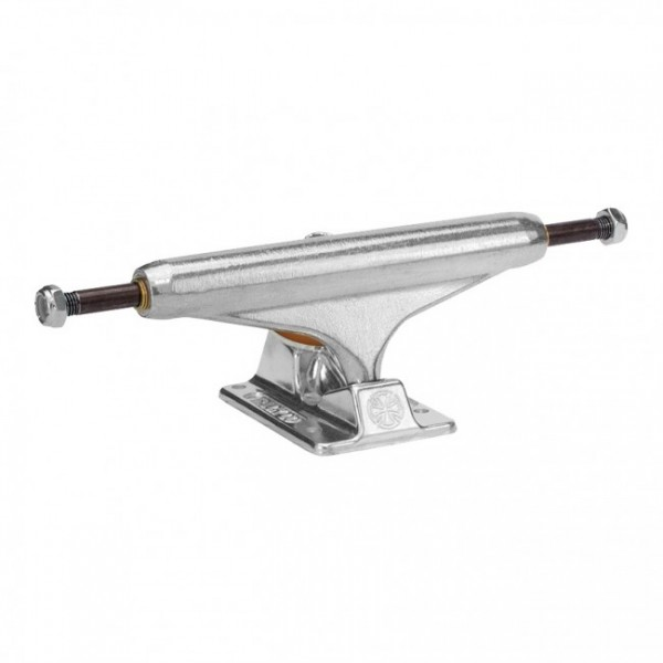 Truck Independent Forged Hollow 144 mm High Silver