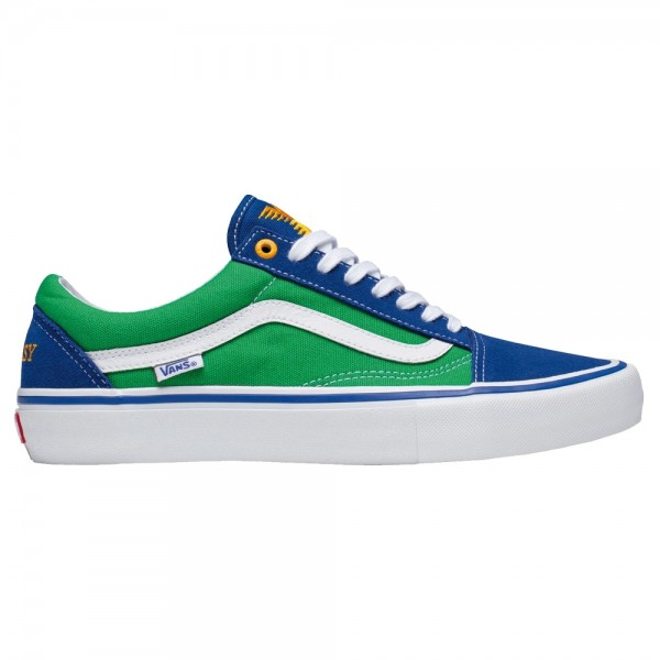 Vans Old School Pro Limited Sci-Fi Fantasy True Blue Green