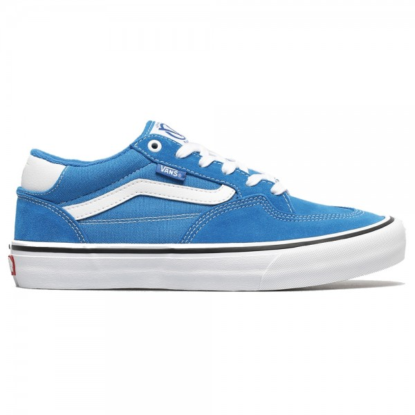 Vans Rowan Pro Director Blue Jet Set Corsair Blue White
