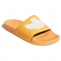 Adidas Schmoofoil Slide Hazy Orange White White