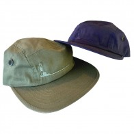 Casquette Poets Turtle Hill Five Panel Cap Navy