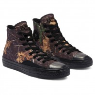 Converse CTAS Pro Hi Real Tree Black White Black
