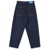 Jean Polar Big Boy Denim Pant Deep Blue