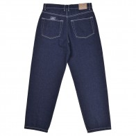 Jean Pop Trading Company Drs Denim Rinse White Stitching