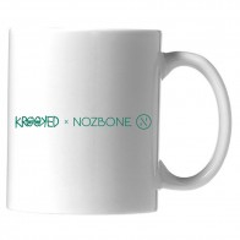 Mug Nozbone x Krooked Sketchy Paris Précommande