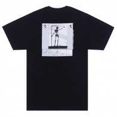 Tee Shirt Fucking Awesome Grim Reaper Tee Black