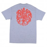 Tee Shirt GX 1000 Serpent Heather Grey