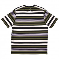 Tee Shirt Pop Trading Company Stripe Pocket Tee Shirt