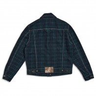 Veste Paccbet Men's Jacket PACC7J005 Green Checks