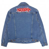 Veste Paccbet ( Rassvet ) PACC8J005 Denim Long Jacket Blue