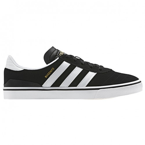 Adidas Busenitz Vulc Black Running White
