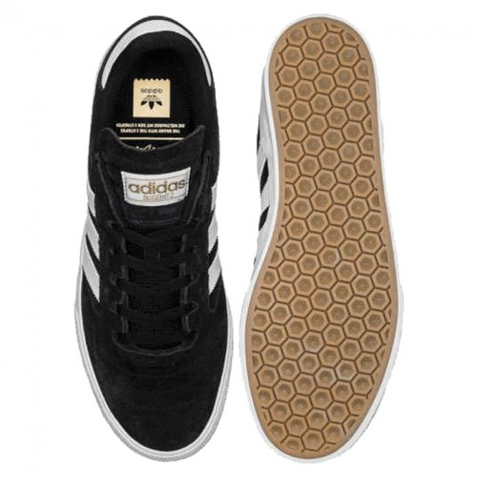 Adidas Busenitz Vulc II Black White Gum