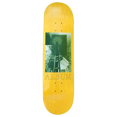 Board Album Skate Co Space Needle