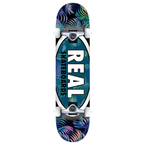 Board Complete Real Team Tropic Ovals II Small