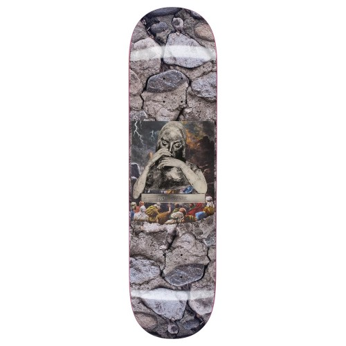 Board Fucking Awesome Gino Saint Mary Silver Foil