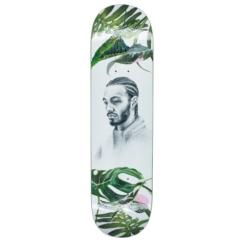 Board Fucking Plants Sage Deck